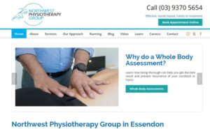 northwest-physiotherapy-group-website