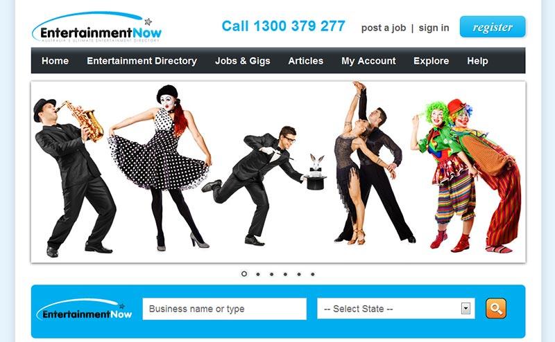 entertainment now website Entertainment Now Website