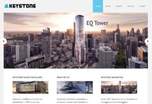Keystone Installation Website