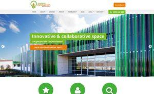 Eastern Innovation Business Centre website
